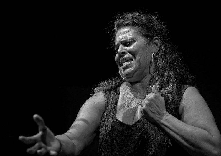 Grandes del flamenco en la Gala del Festival de Cante Jondo Antonio Mairena, 7 septiembre