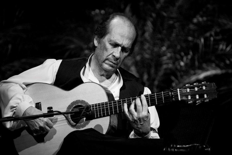 Fotografías flamencas de Toni Blanco