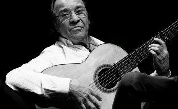 """Medalla de Oro al Mérito de las Bellas Artes para Pepe Habichuela, 60 años """"dando el toque"""": entrevista y concierto"""