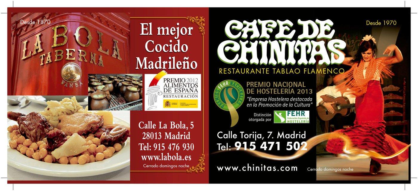 La Bola Taberna | Café de Chinitas