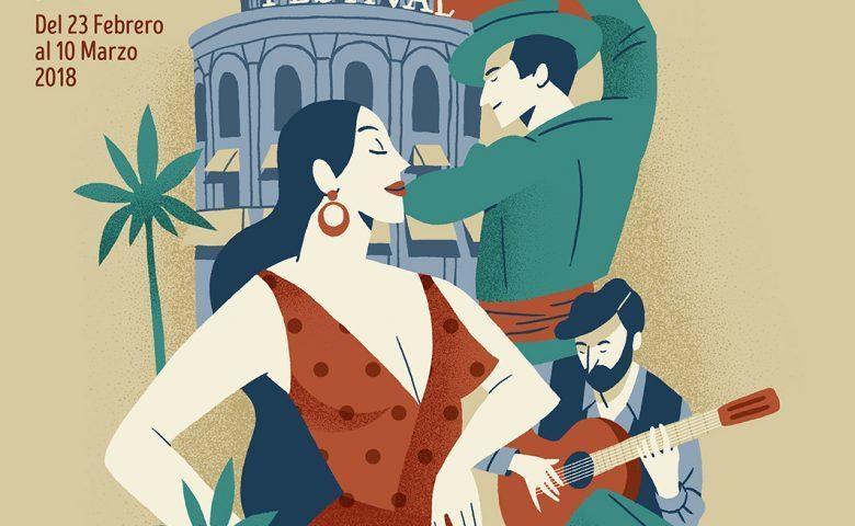 Si te gusta el flamenco, el Festival de Jerez es una visita obligada