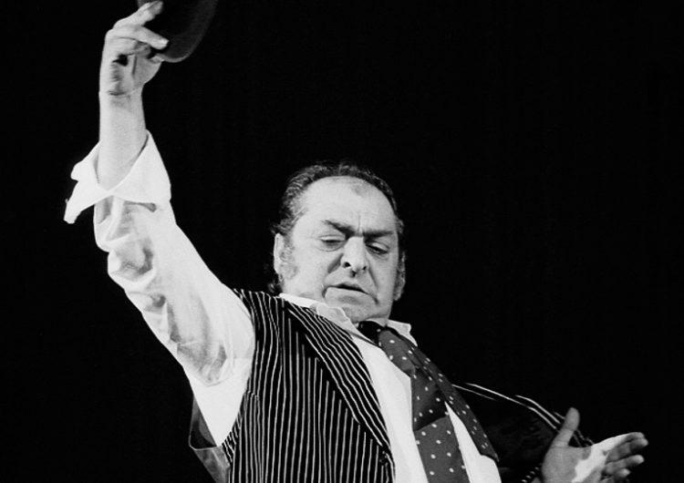 Paco Manzano, el caballero fotógrafo