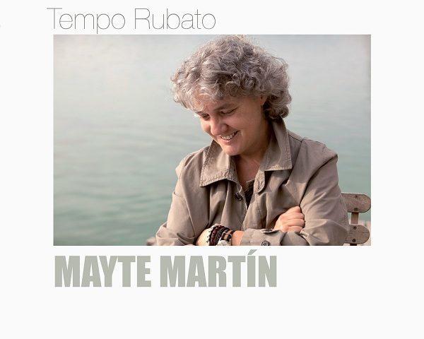 Mayte Martín presenta nuevo álbum, Tempo Rubato, en el Circo Price, 2 de febrero