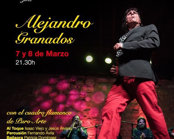 II Festival Flamenco Puro Arte Jerez