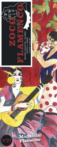 Revista Zoco Flamenco Febrero'18 – Marzo'18