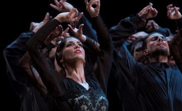 Ballet Nacional de España gran Gira 2018, coincidiendo con su 40 aniversario