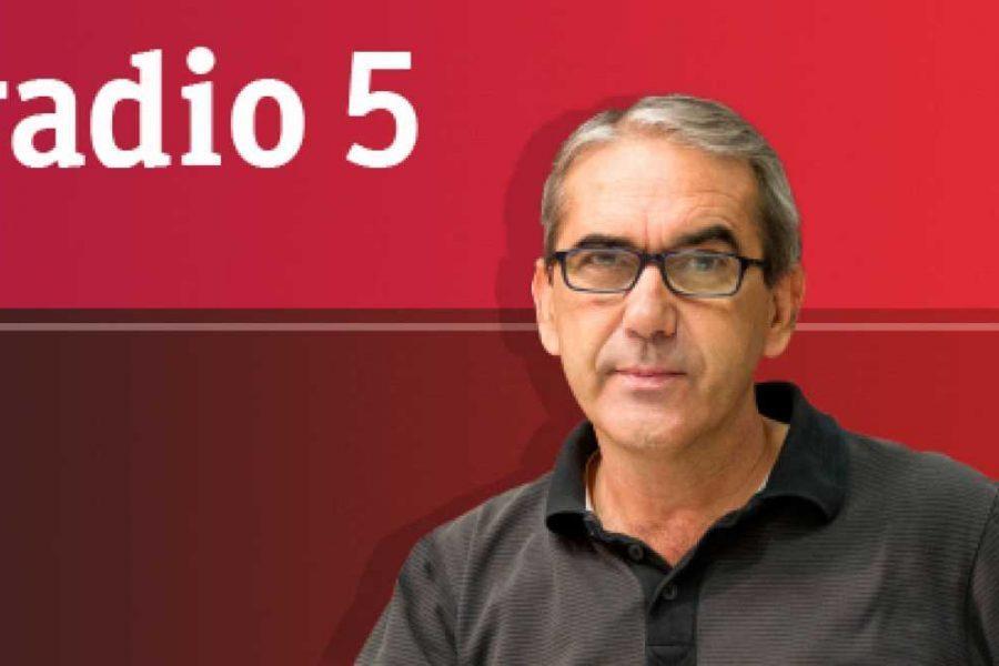 ConTraste Flamenco, un programa de Manuel Pedraz para Radio 5 –  RNE