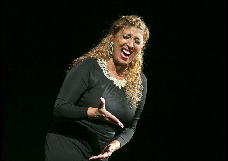 Flamenco en el Auditorio Nacional: 14 de diciembre, Esperanza Fernández