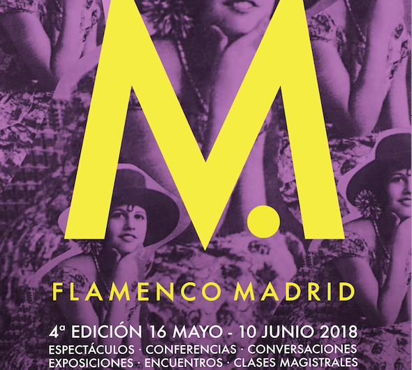 Festival Flamenco Madrid, #ConMdeMujer hasta el 10 junio