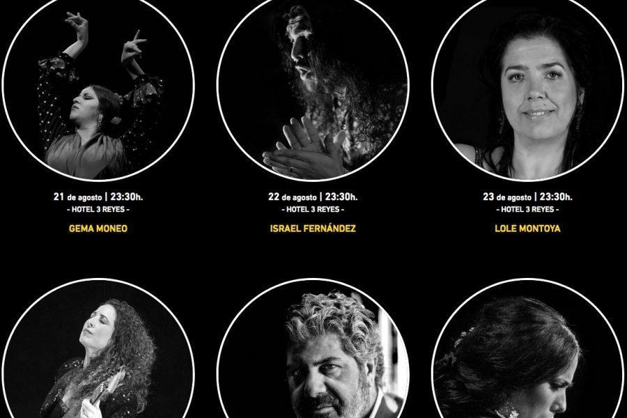"""Flamenco on Fire, dedicado """"a la mujer flamenca"""", vuelve a Pamplona del 21 al 26 de agosto"""