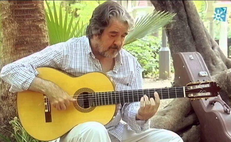 """Gran concierto de Rafael Riqueni, """"Parque de María Luisa"""", Cartuja Center, Sevilla, 9 de Marzo"""