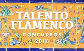 CONCURSO TALENTO FLAMENCO CRISTINA HEEREN: CANTE, BAILE Y GUITARRA
