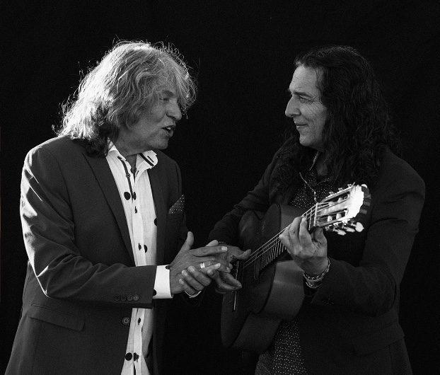 José Mercé y Tomatito proyectan en común un disco inédito y una gira
