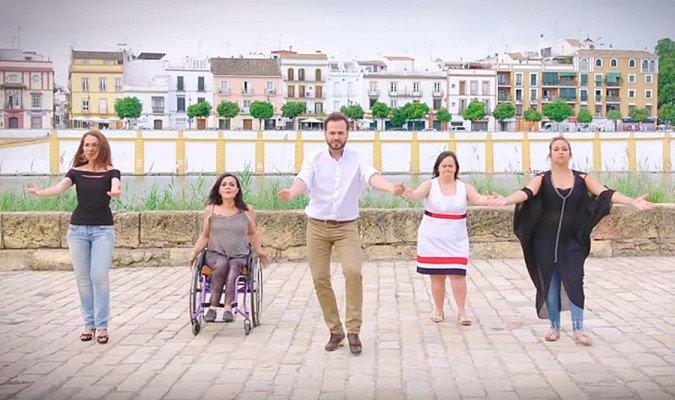 La Bienal de Sevilla nos invita a bailar #FlashmobBienal 6 de septiembre