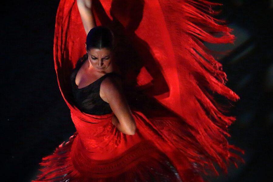Flamenco en el Festival de Verano Arts D'Estiu, Costa del Maresme