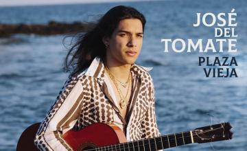"""José Tomate, presenta su disco, """"Plaza Vieja"""", Universal Music Festival, 30 de julio"""