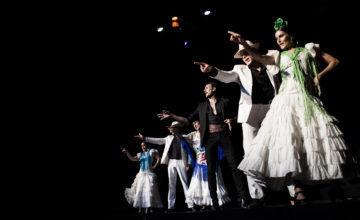 """Espectáculo del Ballet Flamenco de Madrid: """"Flamenco Feeling"""", 6 de octubre, en Valladolid"""