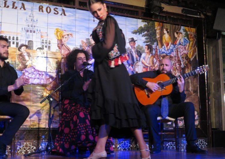 VII Edición del Concurso de Baile Tablao Villa Rosa, 10 y 11 de noviembre