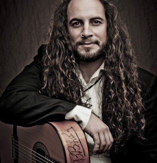 El Amir, la guitarra inspirada
