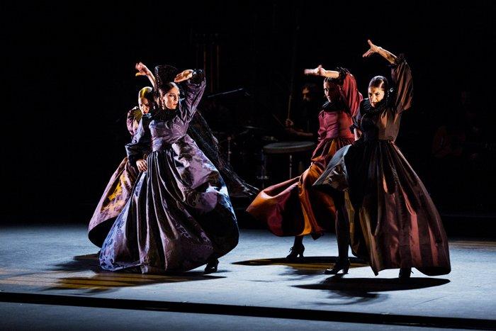 Bienal de Flamenco: Teatro Central, escenario de las jóvenes bailaoras y coreógrafas, con 7 estrenos