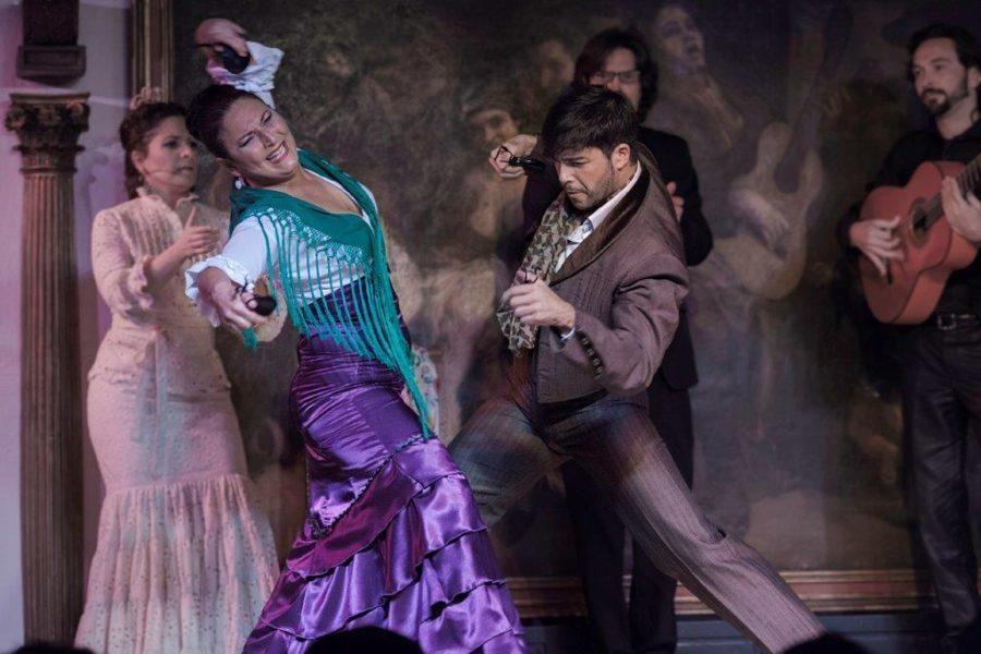 Teatro Flamenco Madrid presenta un programa variado y sorprendente de flamenco