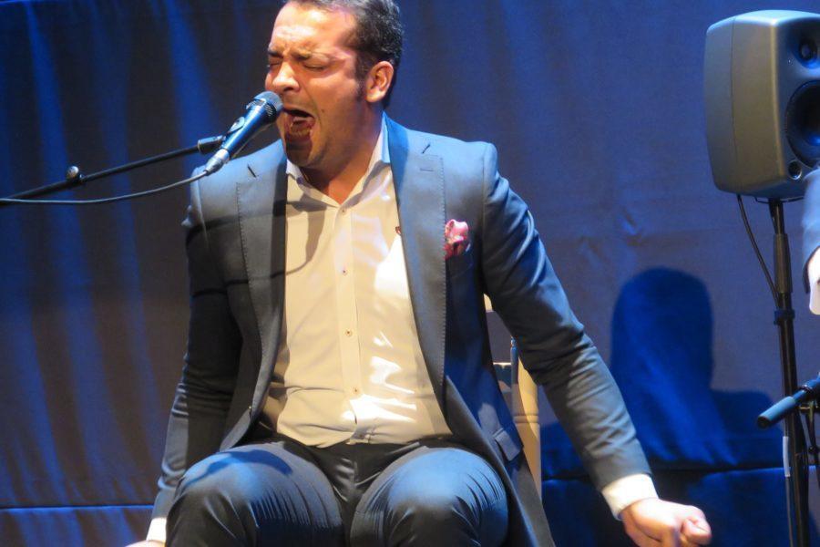 Andalucía Flamenca en el Auditorio Nacional: 16 de noviembre Jesús Méndez