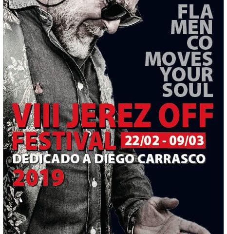 Cinco actuaciones diarias en el VIII Jerez Off Festival, que programa La Guarida del Ángel