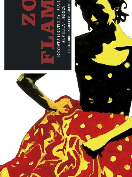 Revista Zoco Flamenco nº26 de diciembre 2018-enero y febrero 2019