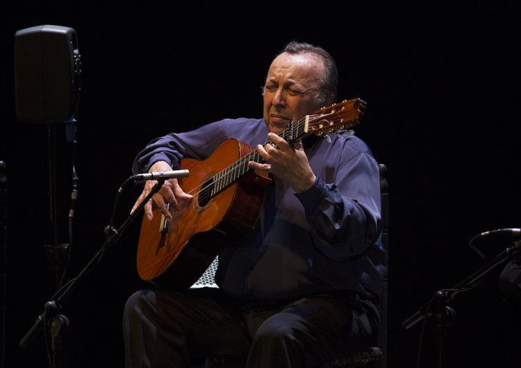 El gran guitarrista Paco Cepero, Hijo Predilecto de Jerez