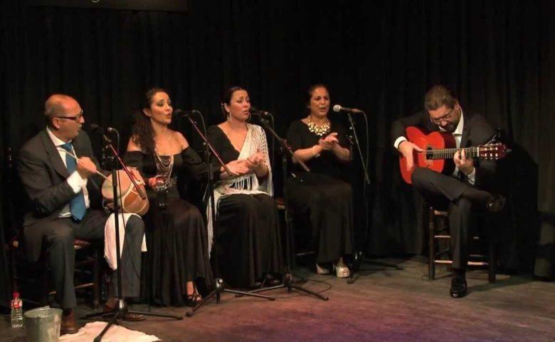 Flamenco en diciembre en la Sala García Lorca de Casa Patas