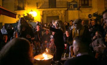 Zambombas de Jerez, el flamenco en Navidad
