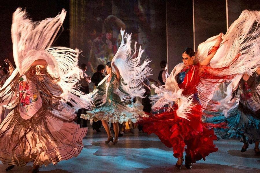 Ballet Nacional de España, gira 2019