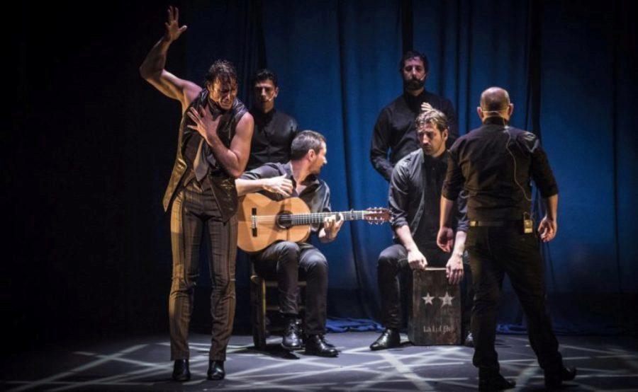 Ballet Flamenco de José Porcel, 3 de febrero en el Teatro Zorrilla de Valladolid