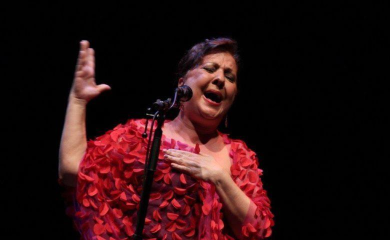 Carmen Linares, cantaora fundamental en la historia del flamenco
