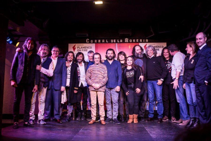 Presentado en Madrid la VI Edición del Festival Flamenco On Fire, Pamplona 20 al 25 de agosto