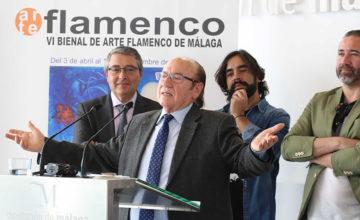 Bienal de Málaga, gran propuesta flamenca entre el 3 de abril al 14 septiembre, que apuesta por la juventud