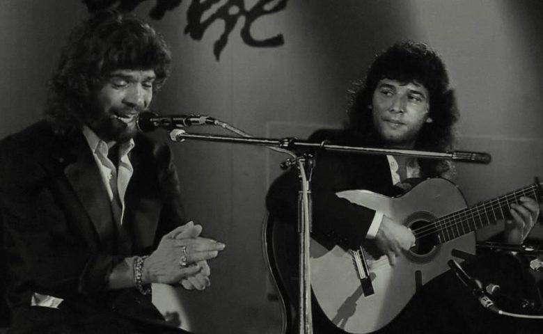 Álbum de un mítico concierto: Camarón y Tomatito en Montreux, 1991
