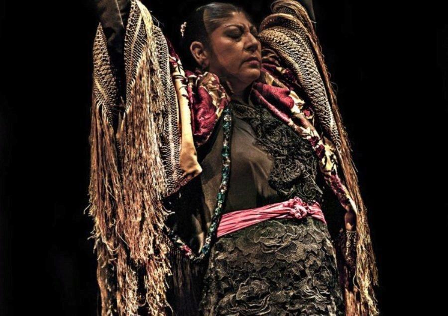 Manuela Carrasco, premio 'Compás del cante' por su trayectoria como bailaora