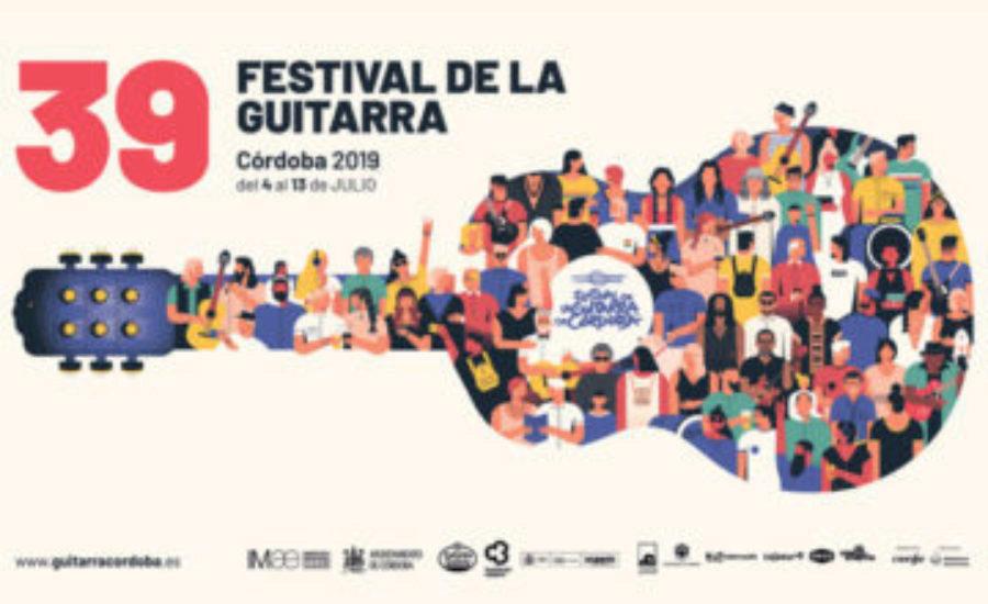 39º Festival de la Guitarra de Córdoba: entre el 4 y el 13 de julio, conjunción del patrimonio histórico, cultural y musical