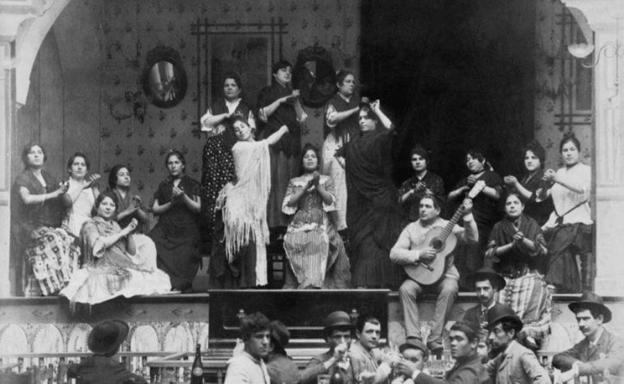 Café de Chinitas recrea un auténtico Café Cantante del siglo XIX