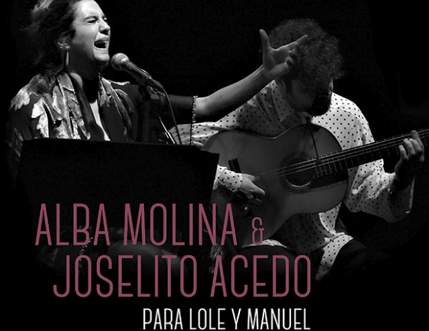 Alba Molina completa la trilogía dedicada a Lole y Manuel