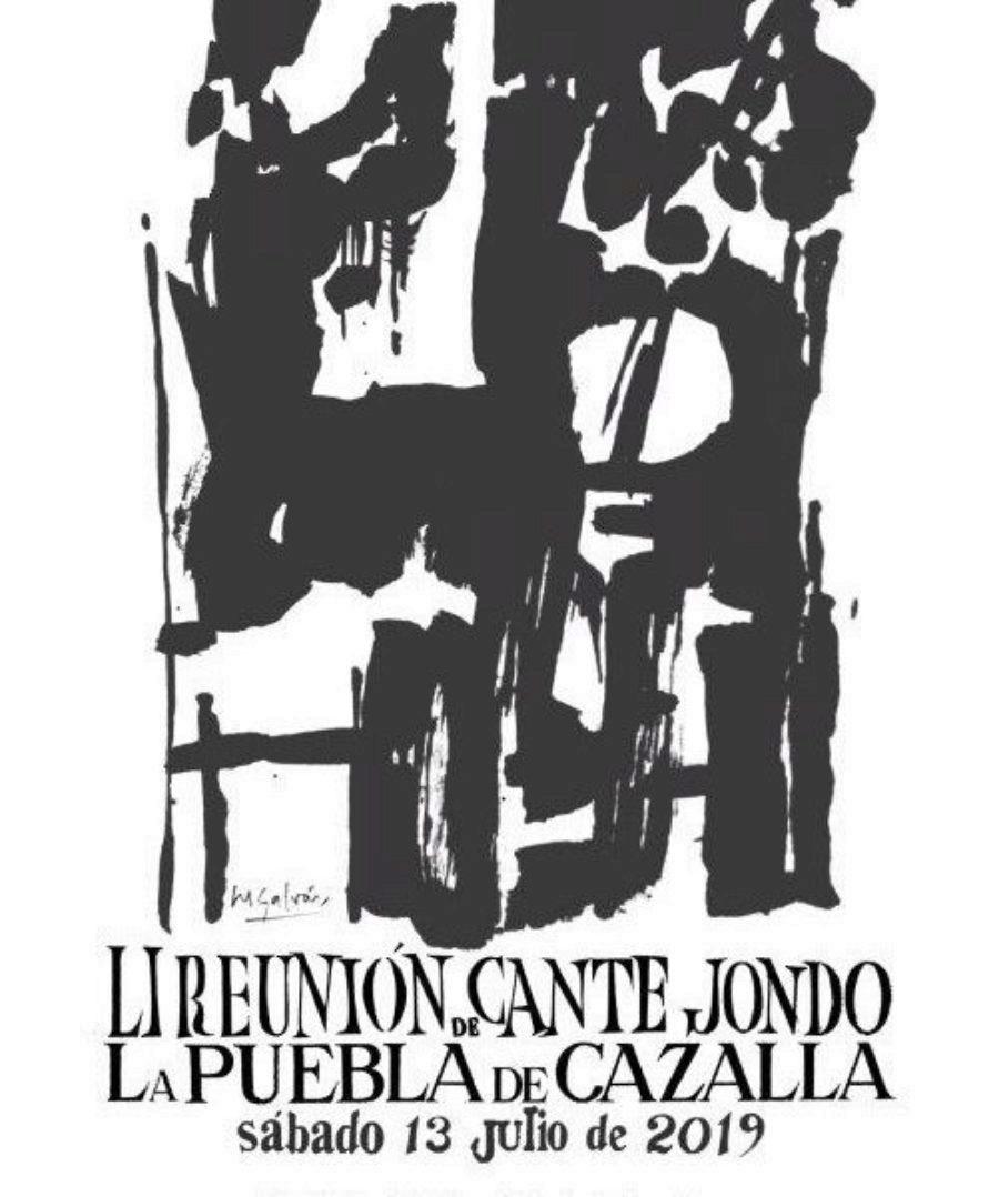 Presentada en Madrid la Reunión de Cante Jondo Puebla de Cazalla, que se celebra el 13 de julio