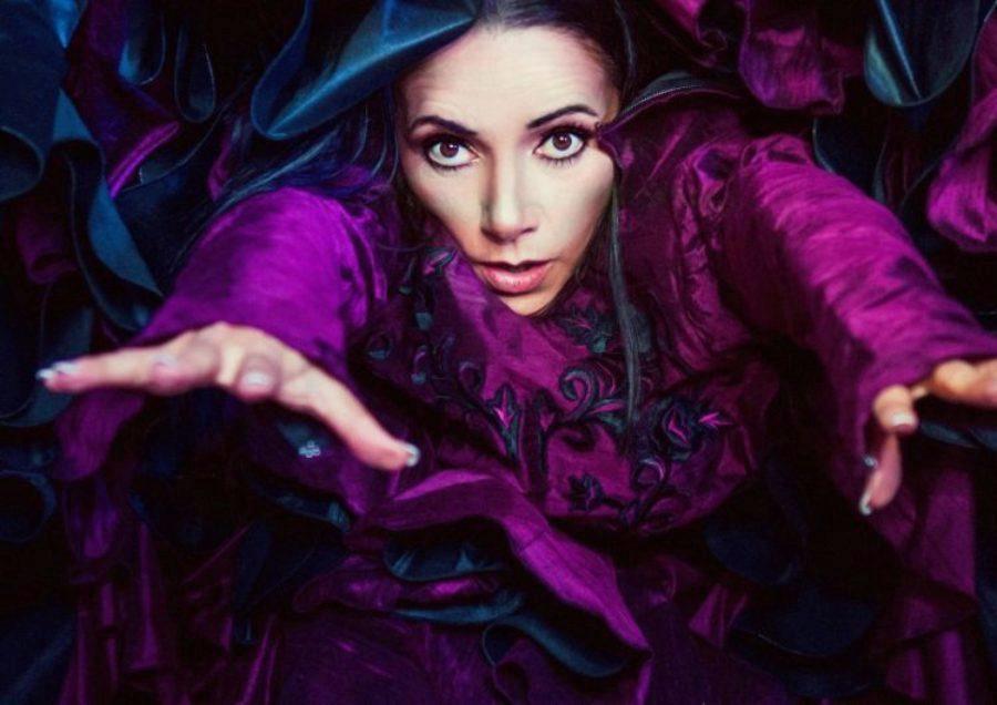 """Eva Yerbabuena: """"El flamenco es un arte impuro por naturaleza"""""""