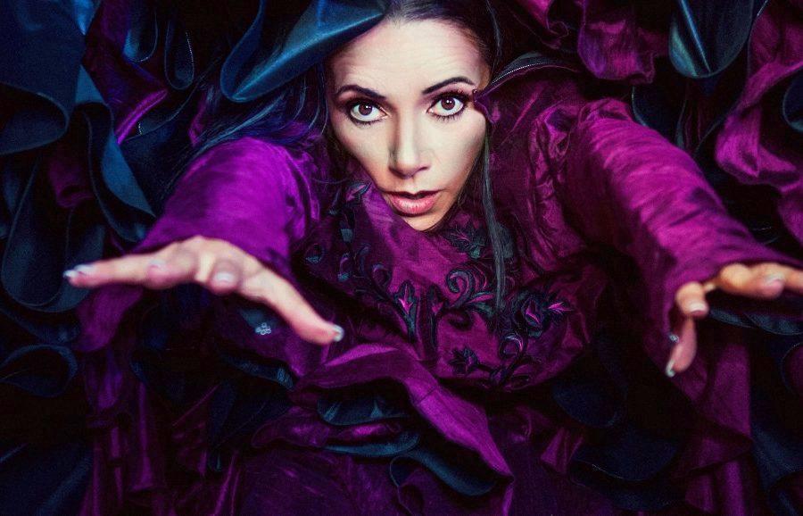 """Eva Yerbabuena, premio Max: """"El flamenco es un arte impuro por naturaleza"""""""