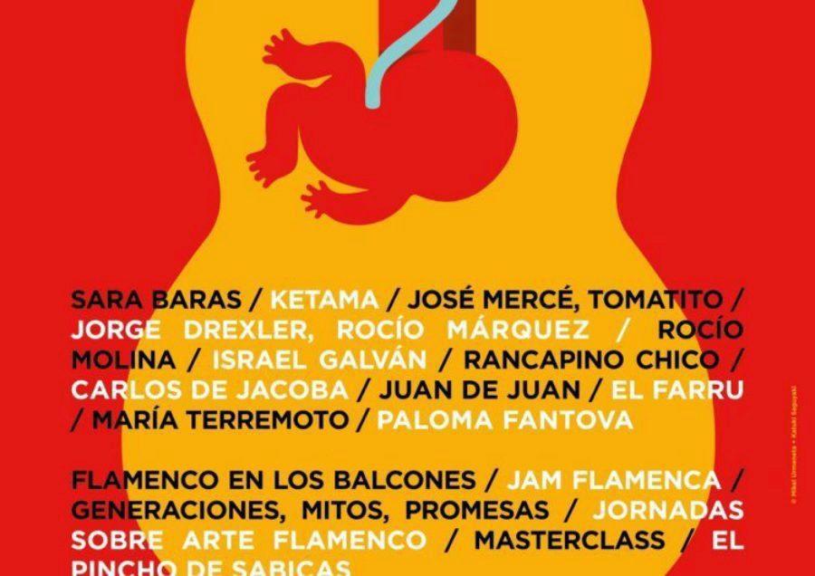 Flamenco on Fire, 20 a 25 de agosto, cita en Pamplona