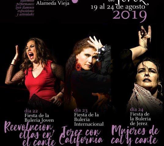 Impresionante cartel flamenco en Jerez: del 5 de julio hasta el 24 de agosto