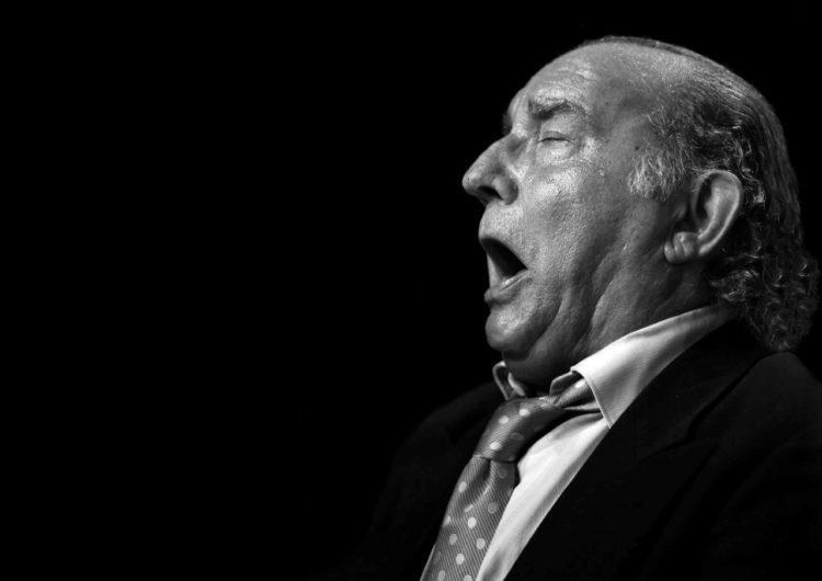 """Fernando de la Morena: """"Al cante hay que llevarlo al borde del precipicio"""""""