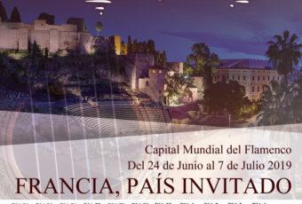 Bienal de Málaga: Seminario Internacional de Flamenco Ciudad de Málaga, 24 junio a 7 julio