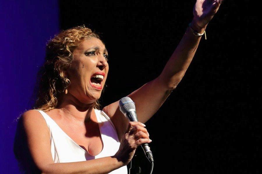 """Esperanza Fernández  """"desde el vientre de mi madre, nací cantaora, con el compás de su sangre"""""""