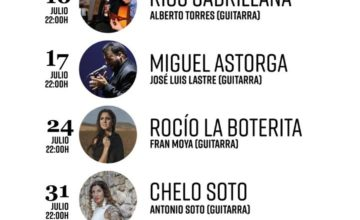 Bienal de Málaga. Disfrutar del Flamenco en Altura